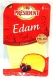 EDAM NATURAL CHEESE SLICE