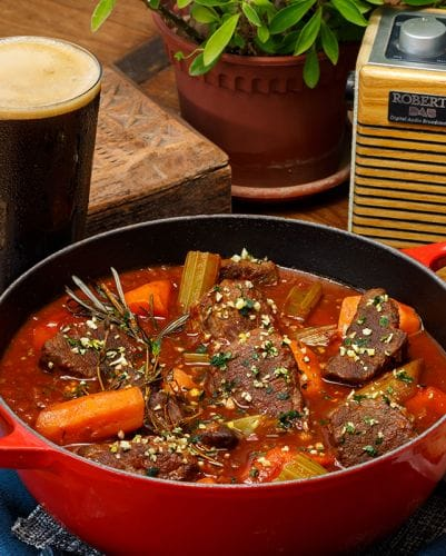 Dark Beer Beef Stew