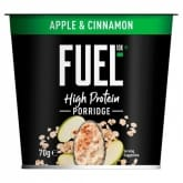 FUEL10K APPLE & CINNAMON PORRIDGE 70G