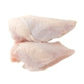 Fresh Chicken Breast 4 Pieces (With Skin)