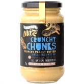 Peanut Butter Natural Crunchy 375g