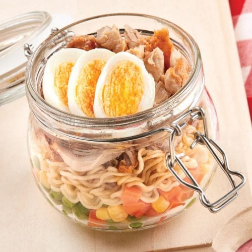 Mi Goreng Lunch-In-A-Jar