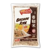 PADDYKING Brown Fragrant Jasmine Rice 1kg