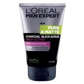 Pure&Matte Charcoal Black Scrub 100ml