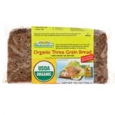 Organic Three Grain Sliced Bread