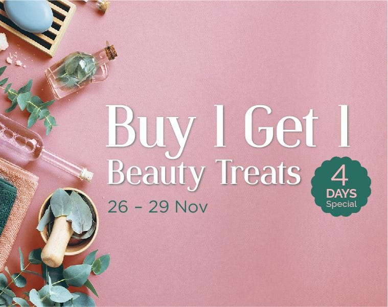 Buy 1 Get 1 Beauty Deals