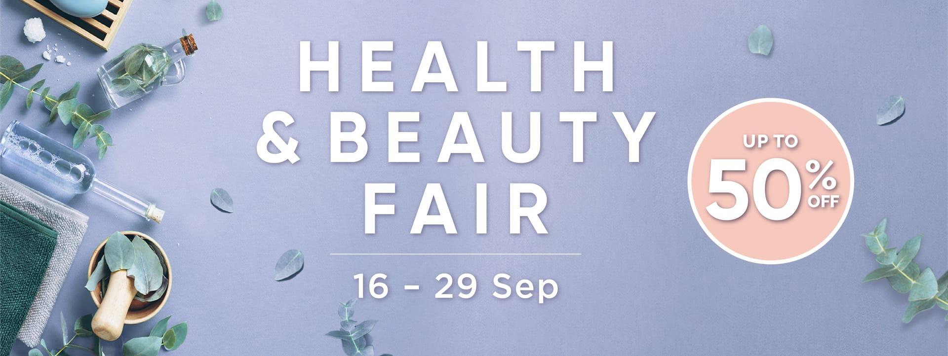 Health & Beauty Fair