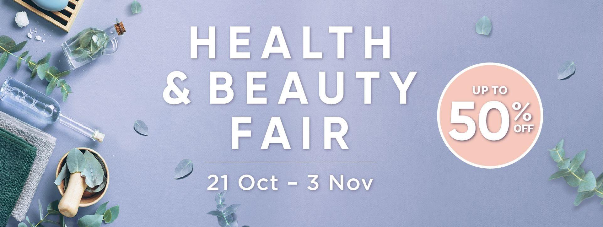 Health and Beauty Fair