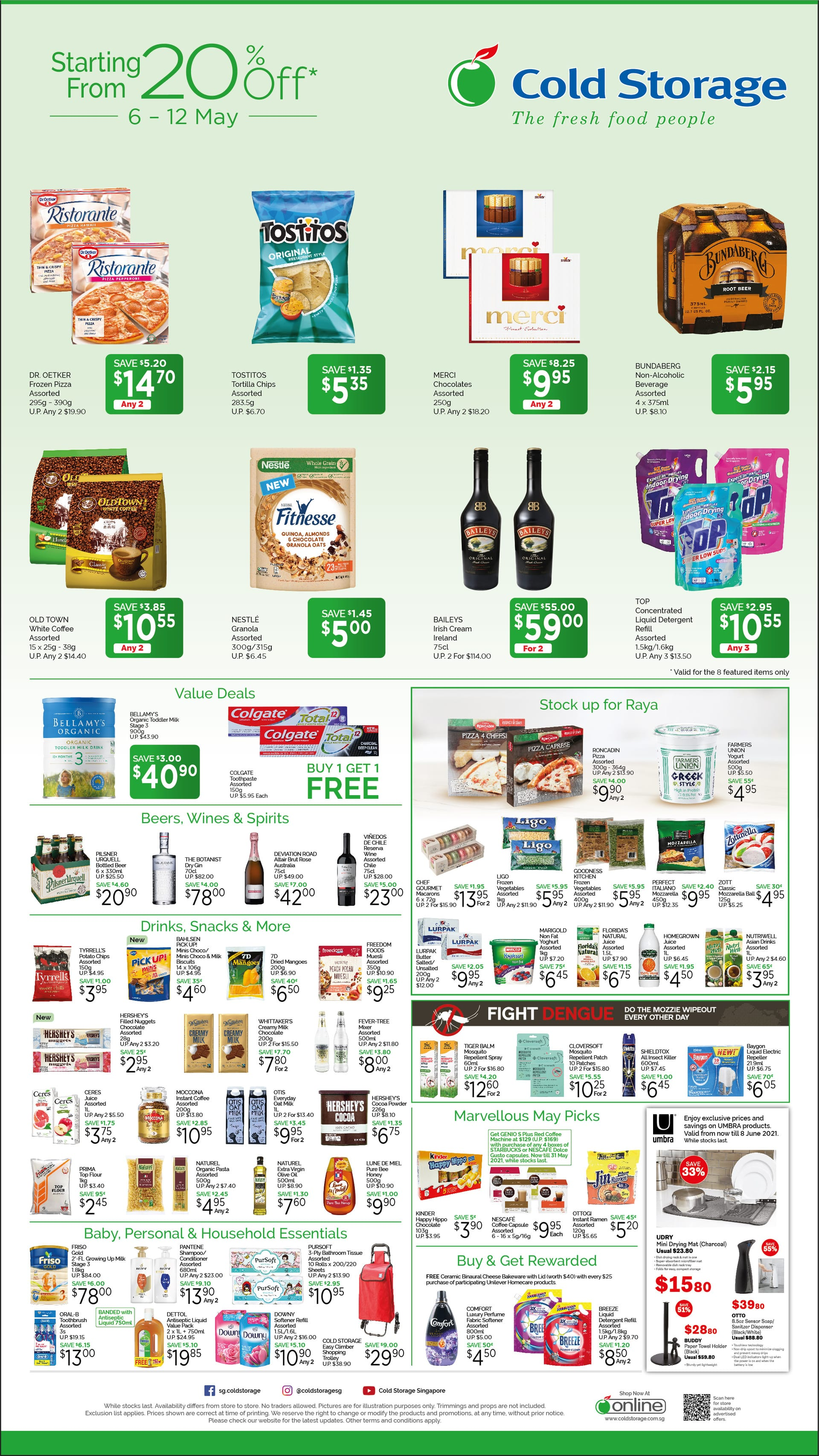 Grocery Ad (Till 12th May)