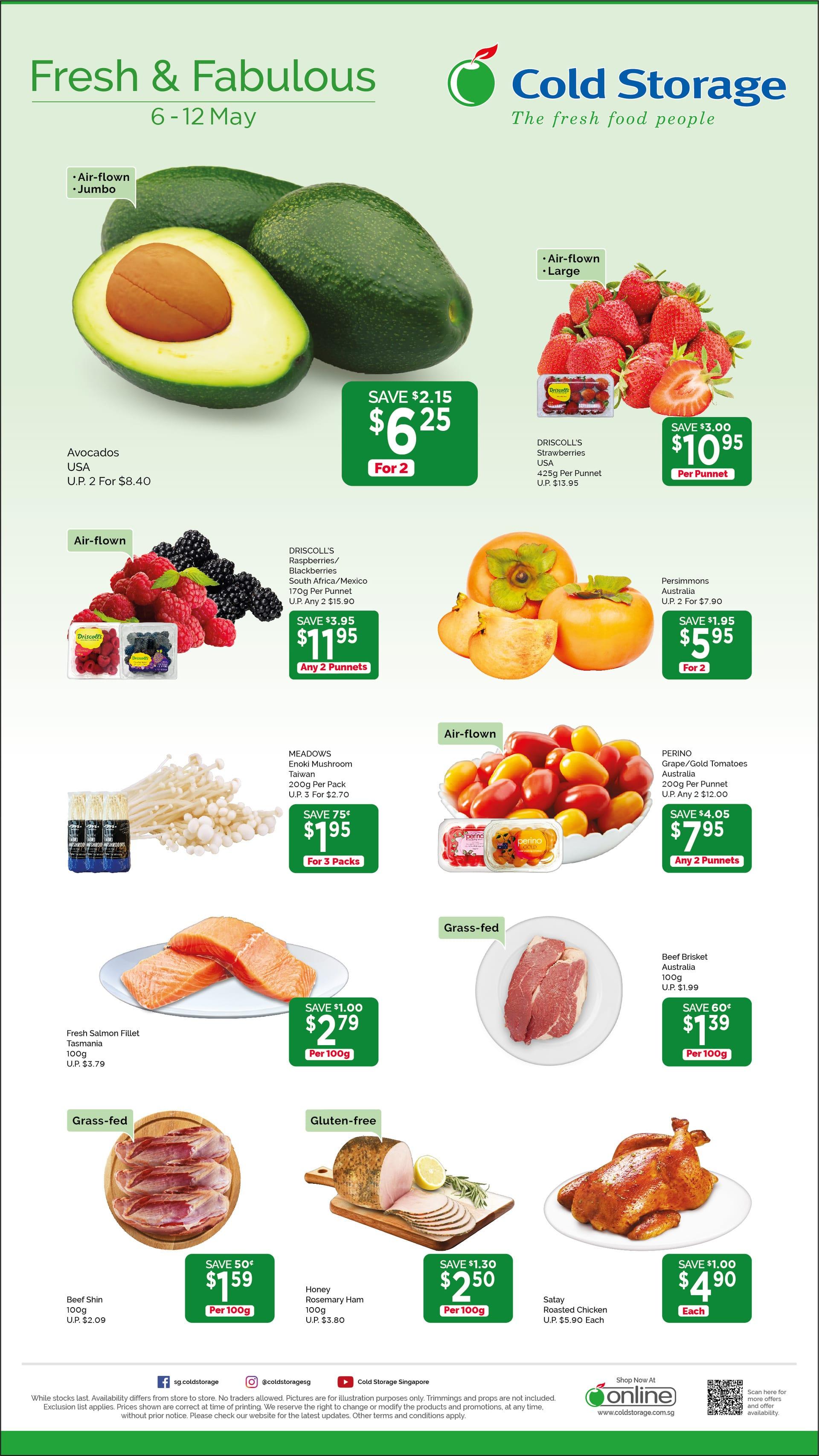 Fresh Ad (Till 12th May)