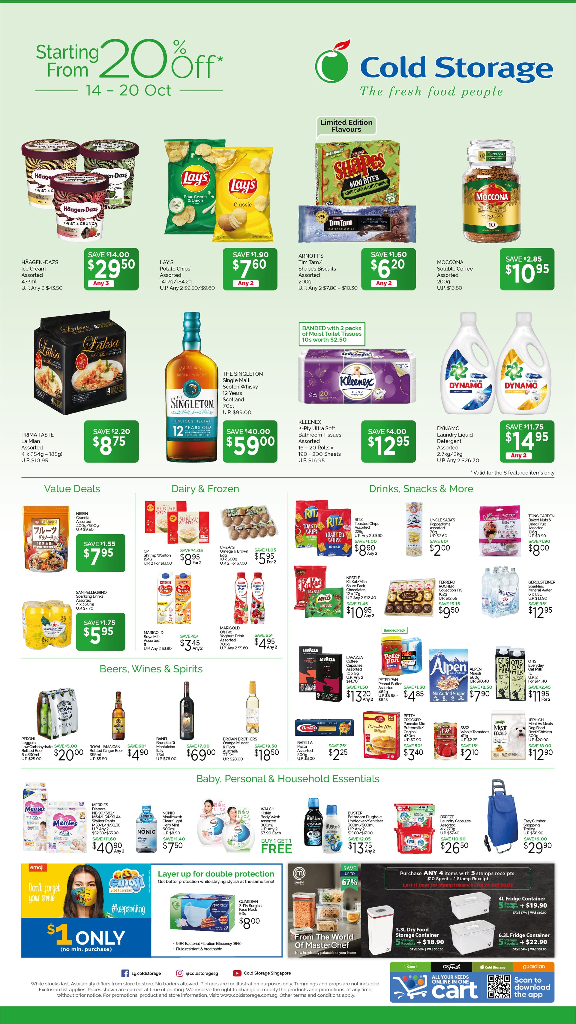 Grocery Ad (Till 20th Oct)