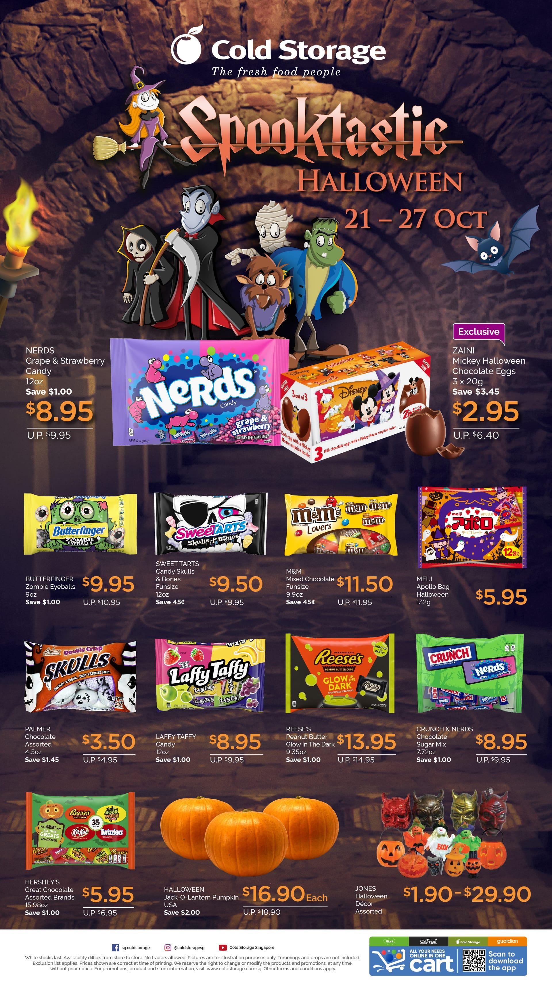 Halloween Ad (Till 27th Oct)
